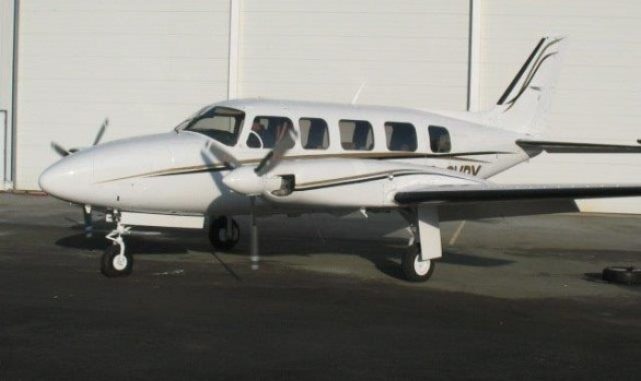 Piper PA31-350 Navajo Chieftain