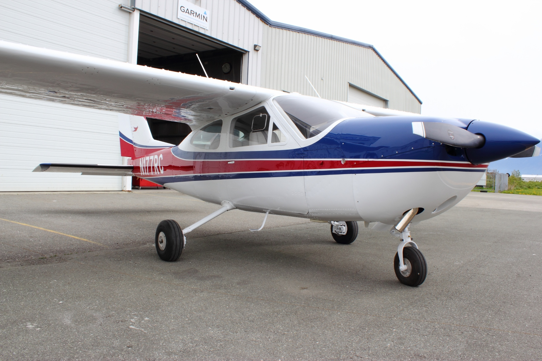 Cessna 177B Cardinal Full Restoration and Updates