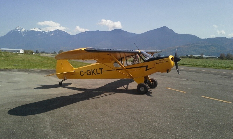 Piper-PA-18-Supercub-Paint-and-Rebuild-1 – Upper Valley Aviation