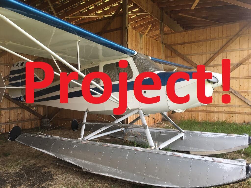 1960 Champion 7GCB – Project
