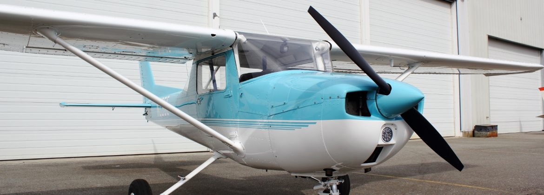 Cessna 150 Full Restoration