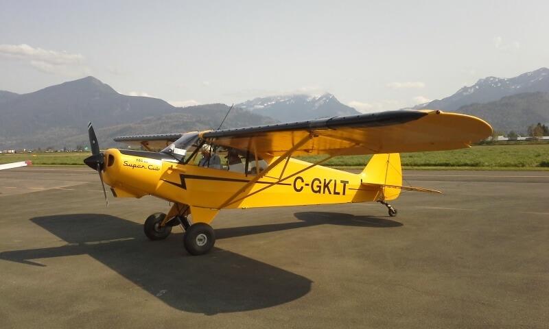 Piper PA 18 Supercub